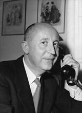 Portrait of Christian Dior in 1953