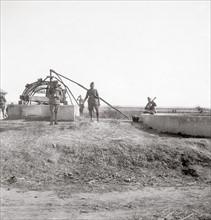 Soldats pendant la Guerre civile espagnole