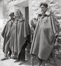 Phalangistes de l'armée Varela pendant la Guerre d'Espagne