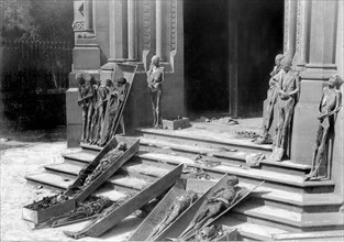 Profanations of tombs, 1936