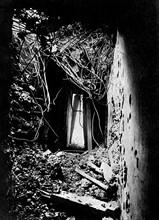 Destruction dans le Fort de Douaumont, 1916