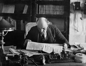 Lénine, 1917