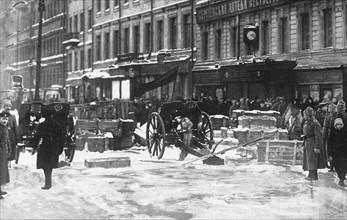 Révolution russe de février 1917