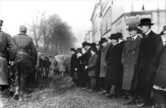 Occupation de l'Allemagne en 1918