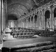 Préparatifs à la signature du Traité de Versailles, 28 juin 1919