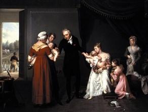Vaccination contre la variole