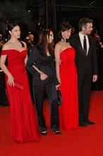 "Festival de Cannes 2009 : Equipe du film ""Ne te retourne pas"""