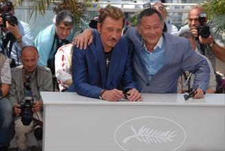 Festival de Cannes 2009 : Johnny Hallyday, Johnnie To