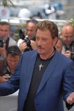 Festival de Cannes 2009 : Johnny Hallyday