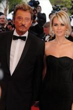 Festival de Cannes 2009 : Johnny et Laeticia Hallyday
