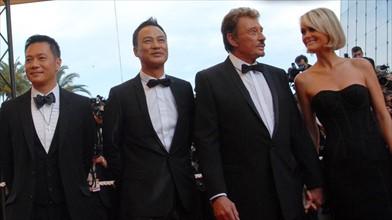 "Festival de Cannes 2009 : Equipe du film ""Vengeance"""