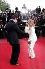 Festival de Cannes 2009 : Quentin Tarantino et Mélanie Laurent