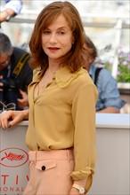 Isabelle Huppert, Festival de Cannes 2016