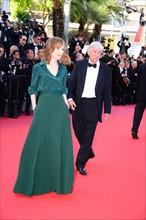 Isabelle Huppert et Paul Verhoeven, Festival de Cannes 2016