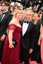 Paul Belmondo et sa femme Luana, Festival de Cannes 2016