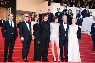 """Equipe du film """"Les fantômes d'Ismaël"""", Festival de Cannes 2017"""