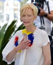 """Photocall du film """"Memoria"""", Festival de Cannes 2021"""