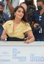 """Photocall du film """"Les Intranquilles"""", Festival de Cannes 2021"""