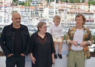 "Photocall du film ""Vortex"", Festival de Cannes 2021"