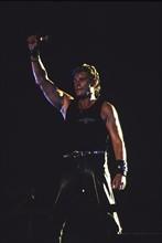Johnny Hallyday en concert