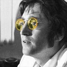 John Lennon. Cannes 1971