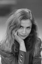 Isabelle Huppert, vers 1979