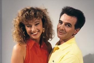 Julie Arnold et Gérard Rinaldi