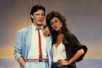 Herbert Léonard et Julie Pietri