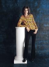 Antoine et sa célèbre chemise à fleurs, Paris
