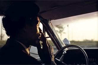 Chuck Berry sur la route de Mobile en Alabama
