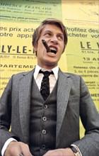 Jacques Dutronc à Paris