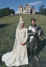 Jacques Dutronc et Sylvie Vartan