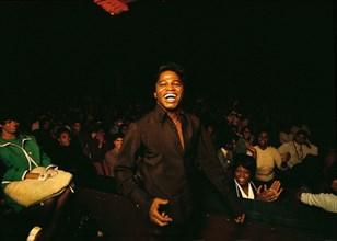 James Brown en concert