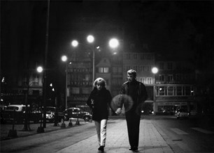Johnny Hallyday et Sylvie Vartan, Strasbourg