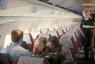 Johnny Hallyday et Sylvie Vartan, Etats-Unis