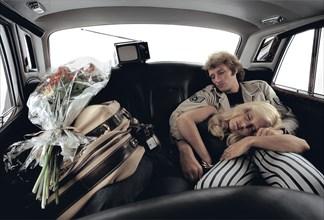 Johnny Hallyday et Sylvie Vartan, Paris
