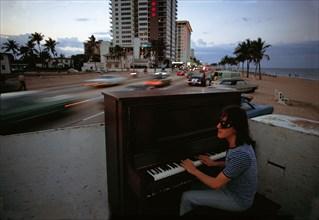 Gilbert Montagné, Miami