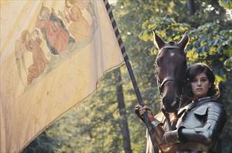 Sheila en Jeanne d'Arc, Paris