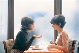 Sheila et Anne-Marie Périer