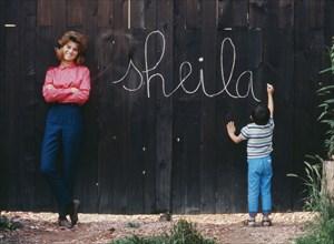 Sheila, Paris