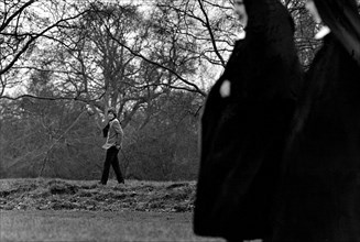 Mick Jagger, Londres