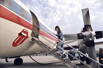 Mick Jagger, Etats-Unis