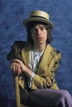 Mick Jagger, Paris