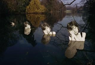 Mick Jagger, Paris.