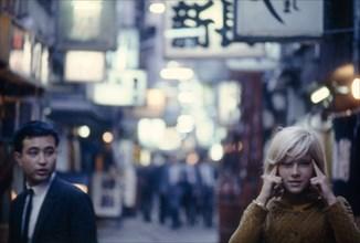Sylvie Vartan à Tokyo