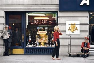 Sylvie Vartan, New York
