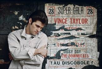 Vince Taylor, Paris