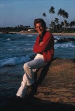 Jacques Dutronc à Colombo, 1969