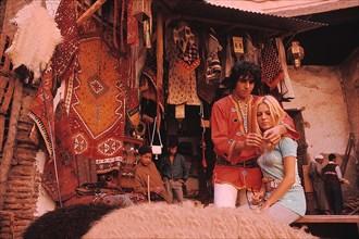 Julien Clerc au Maroc