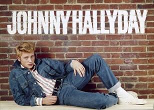 Johnny Hallyday sur l'affiche de l'Olympia